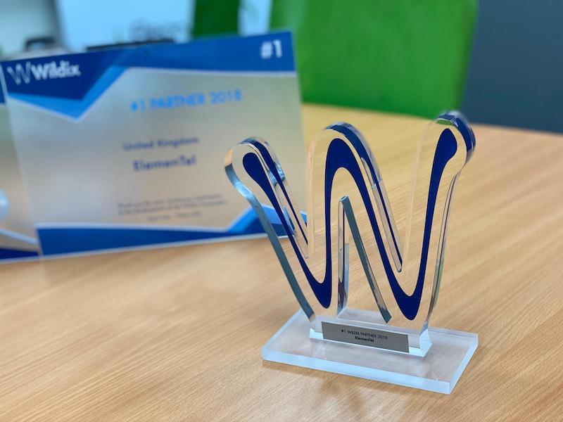 wildix awards winners ElemenTel.