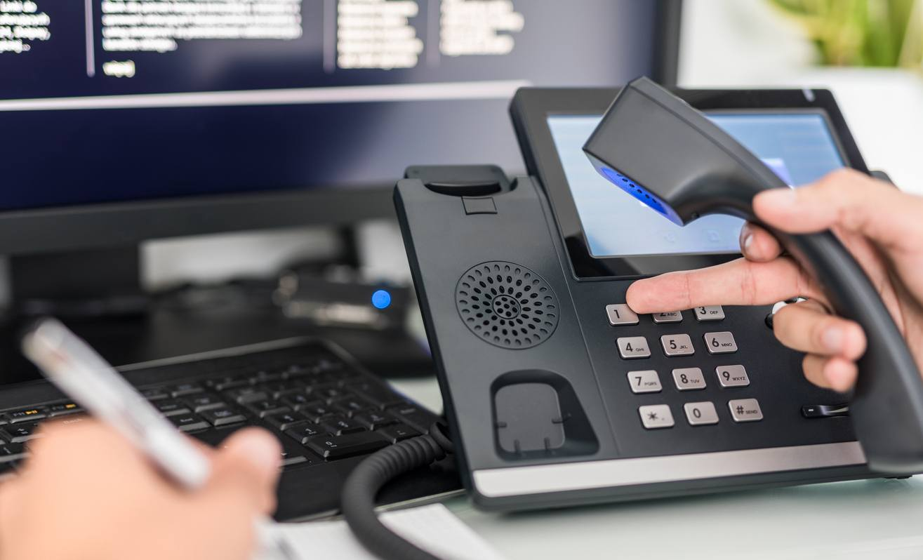 Yealink Phone Systems work with Microsoft Teams for unified communication.
